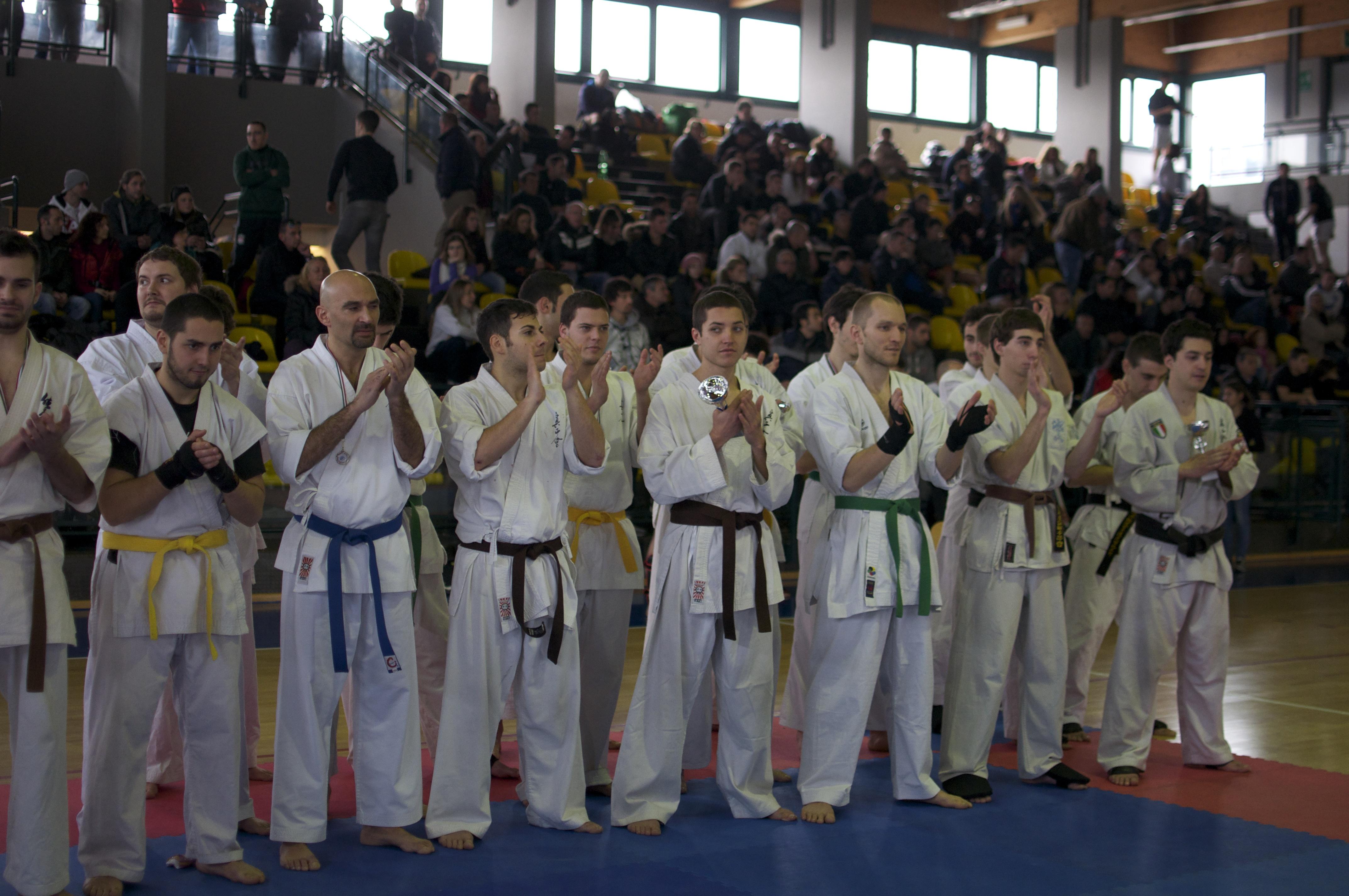 Samurai Spirit Karate Tournament